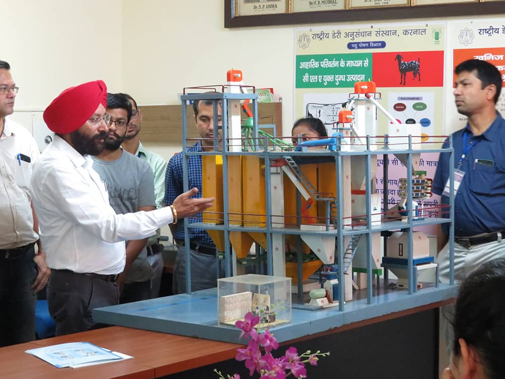 technical-seminar-delivered-by-mr-satbir-singh-m-d-lark